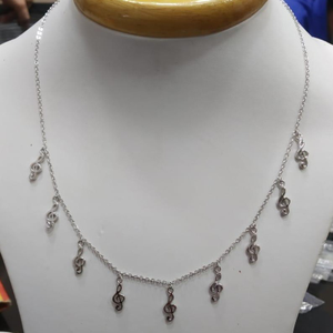 92.5 sterling silver pendant chain