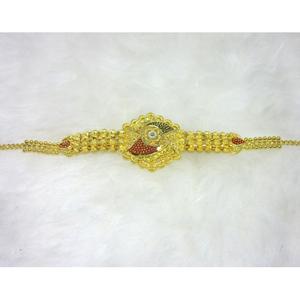 Gold culcutti ledies bracelet