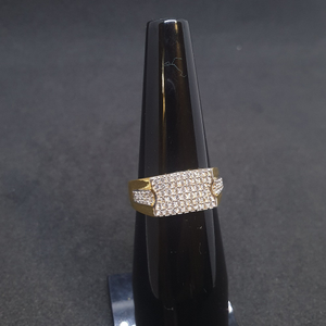 Gents ring diamond grg-0139