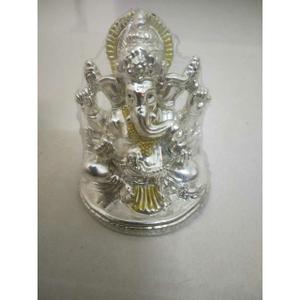 Plating finish ganpatiji murti(bhagvan,god,id