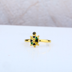 Kids 916 gold ring-kr02