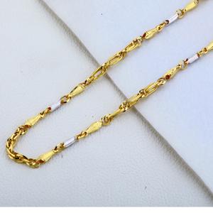 916 gold hallmark  stylish choco chain mch181
