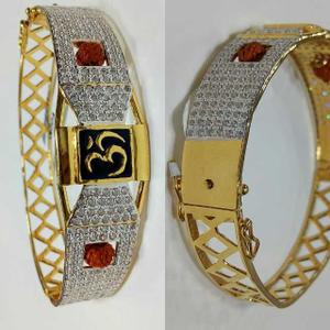 916 men's fancy om bracelet g-3401