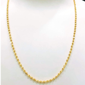 22 carat gold ladies balls dokiya chain rh-dc