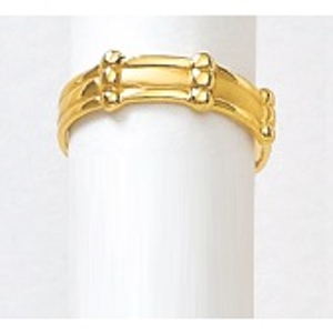 916 gold ring for women lrp-1331
