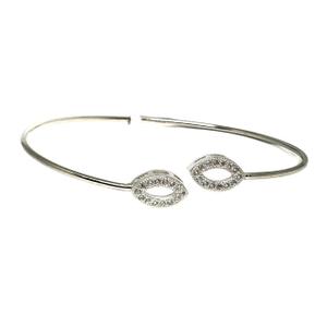 925 sterling silver fancy bracelet mga -krs00
