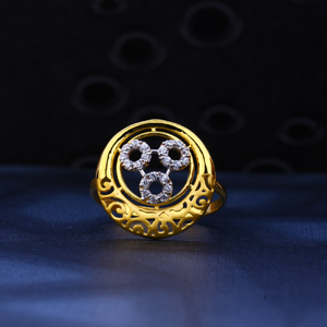 916 gold exclusive fancy ring lr29