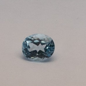5.24ct oval blue topaz