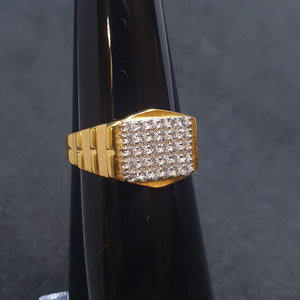 Gents ring diamond grg-0024