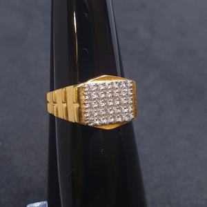 Gents ring diamond grg-0024