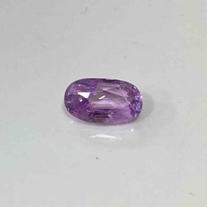 3.30ct oval pink sapphire