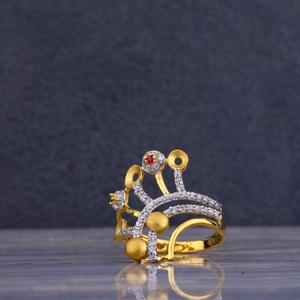 22kt gold exclusive ring llr83