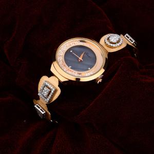 Ladies gold watch-rlw82