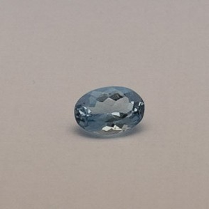 2.050ct oval sky-blue aquamarine