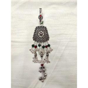 Handmade oxodize pearl(moti) gungi(mungi) ghu