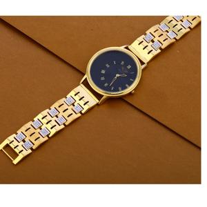 916 gold classic men's watch mw41