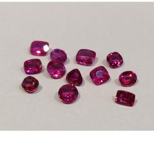 10.79ct cushion pink sapphire
