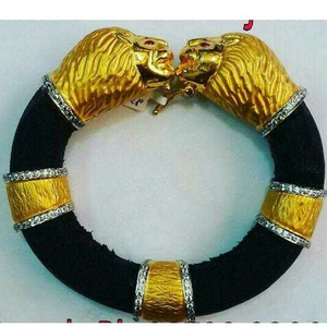 916 gold traditional genda kadu