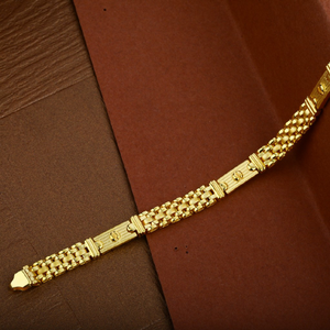 Mens exclusive cartier 916 gold bracelet-mcb0