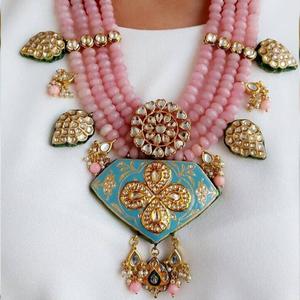 Designer necklace set#255