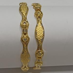 22kt gold hallmark classic ghaba kadali sg27