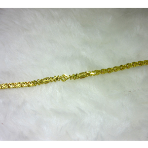 Gold dailywear ledies bracelet