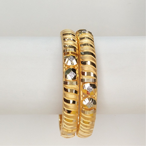 916 gold classic bangle for women