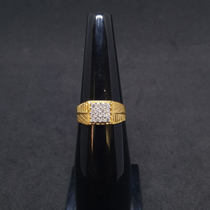 Gents ring diamond grg-0250