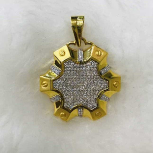 916 men's heavy pendant