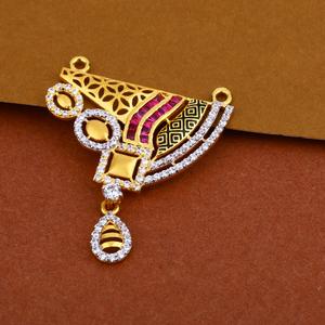 916 gold exclusive fancy pendant ml101