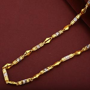 Men's designer 22k turkey gold chain - mtc39