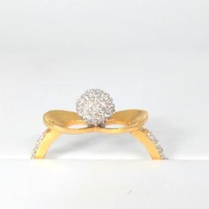 22kt / 916 gold fancy diamond boll shape dail
