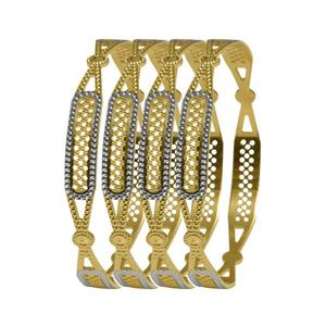 1 gram gold fancy bangle