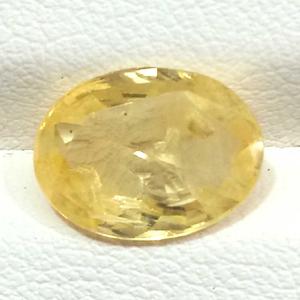 3.29ct oval yellow yellow-sapphire-pukhraj