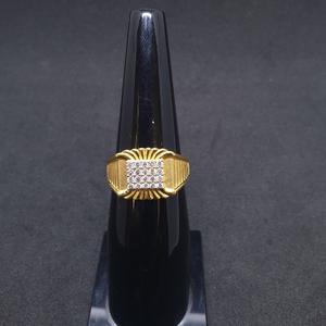 Gents ring diamond grg-0251