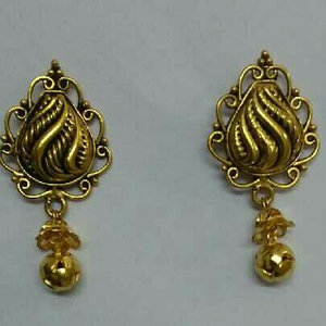 Antique south styles earrings