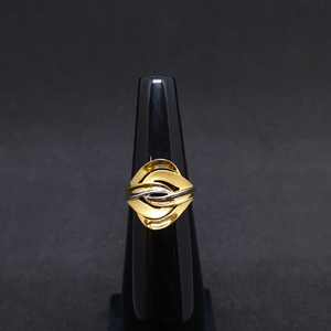 Ladies ring plain lrg-0371