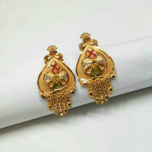 916 exclusive gold ladies butti