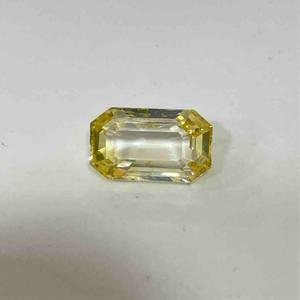 5.68ct emerald yellow yellow-sapphire-pukhraj