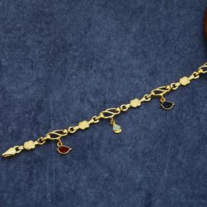 916 gold exclusive womens bracelet lpbr21