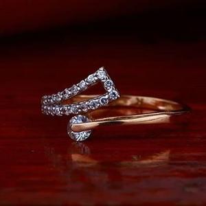 18kt rose gold ladies premium ring rh-lr88