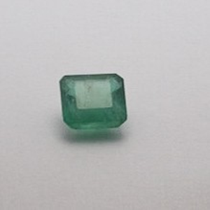 5.29ct oval green emerald-panna