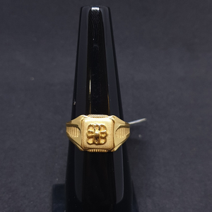Gents ring plain grg-0182
