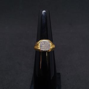 Gents ring diamond grg-0262
