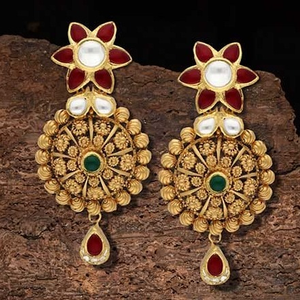 Antique earring 916