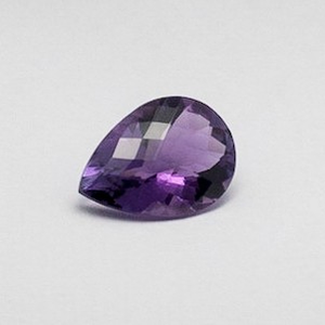 10.495ct pear purple amethyst