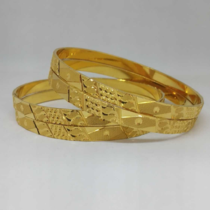 22 kt gold cnc cutting designed