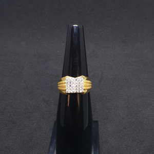 Gents ring diamond grg-0245