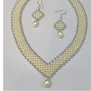 Pearls v jali set