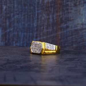 916 gold ring-mr282